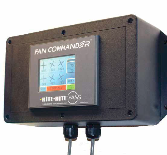 FAN Commander